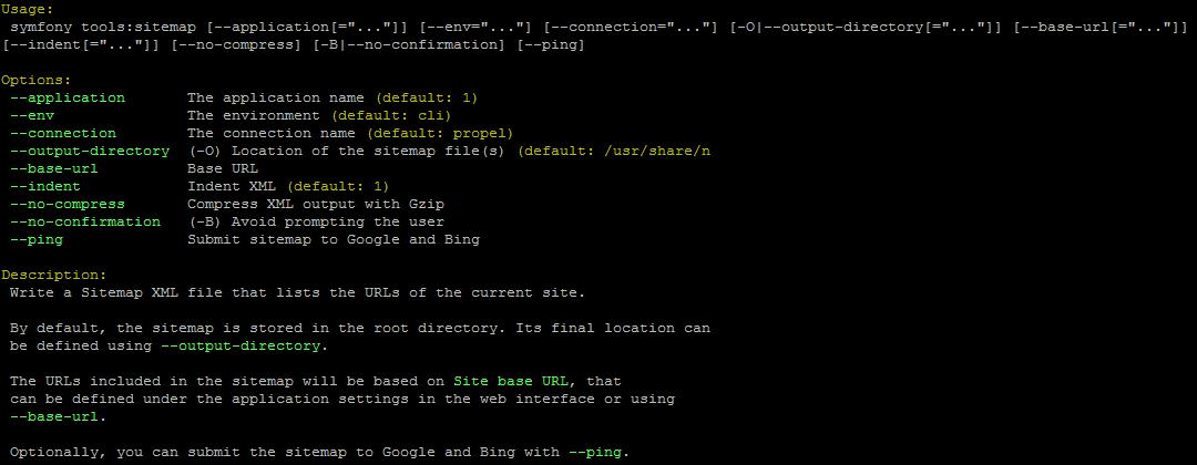 command line tools documentation version 2 5 atom open source