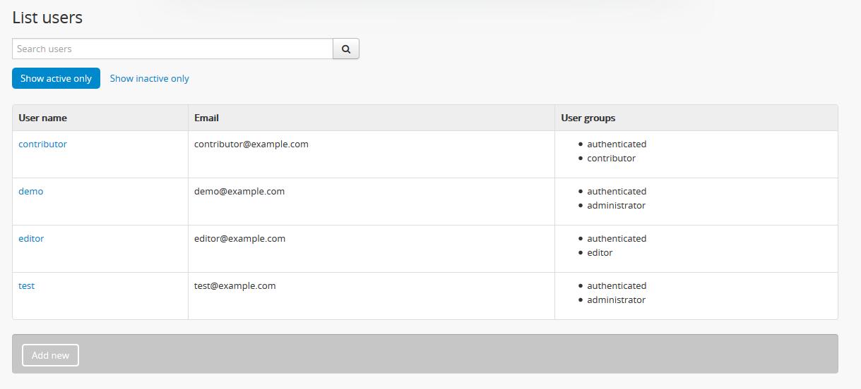 API Overview | Documentation (Version 2 3 1) | AtoM: Open Source